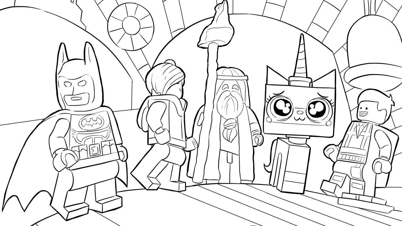 city coloring pages - from lego city coloring pages 3480