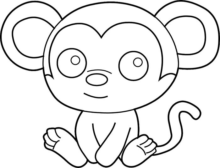 clifford coloring pages - animal colouring page template