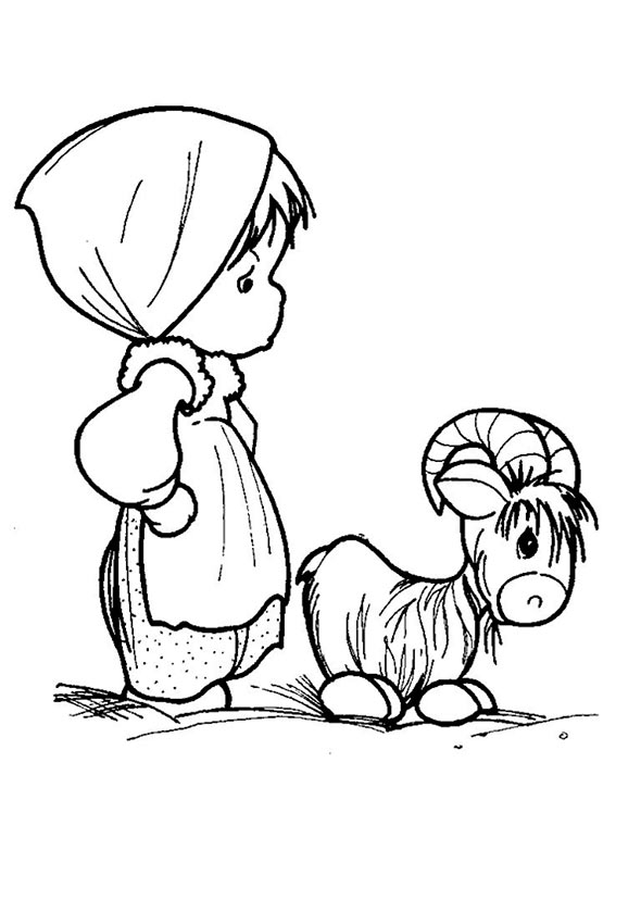 clifford coloring pages - menschen 5