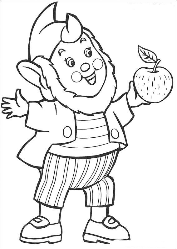clifford coloring pages - 161