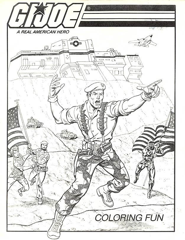 cobra coloring page - gi joe coloring pages