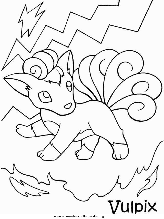 cobra coloring page - Pokemon