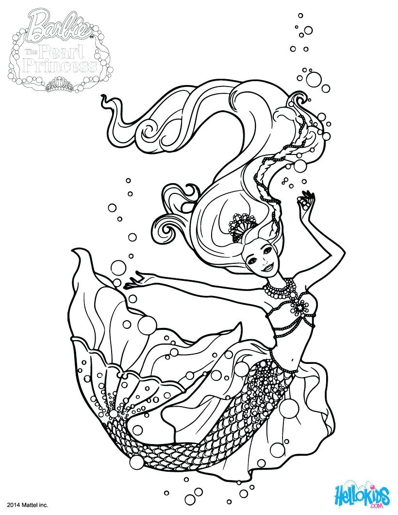 Color Laser Printer Cost Per Page - Barbie island Princess Coloring Pages Rockthestockreviews