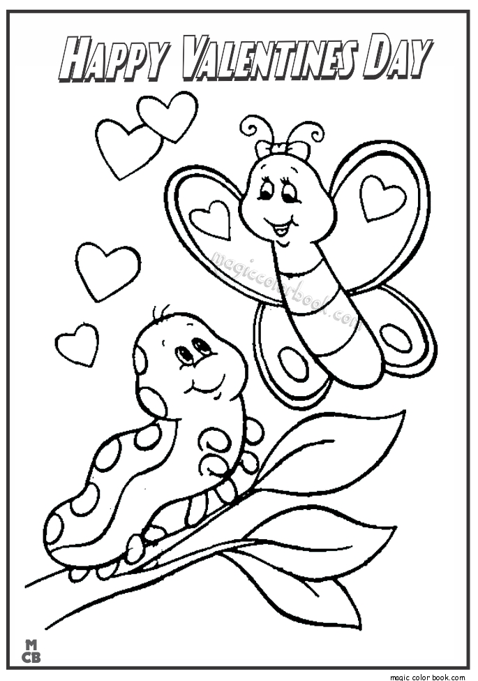 coloring pages for mother's day cards - happy valentines day coloring pages 06