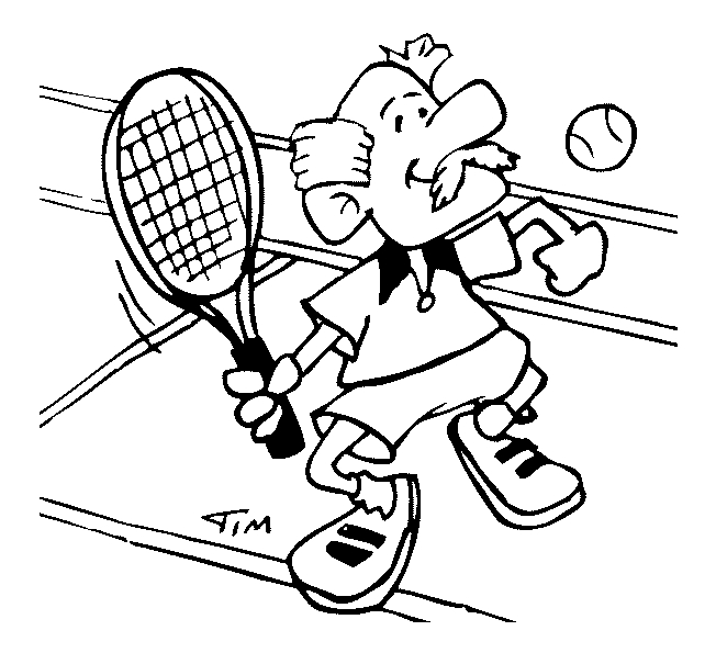coloring pages for seniors - opa tennistml