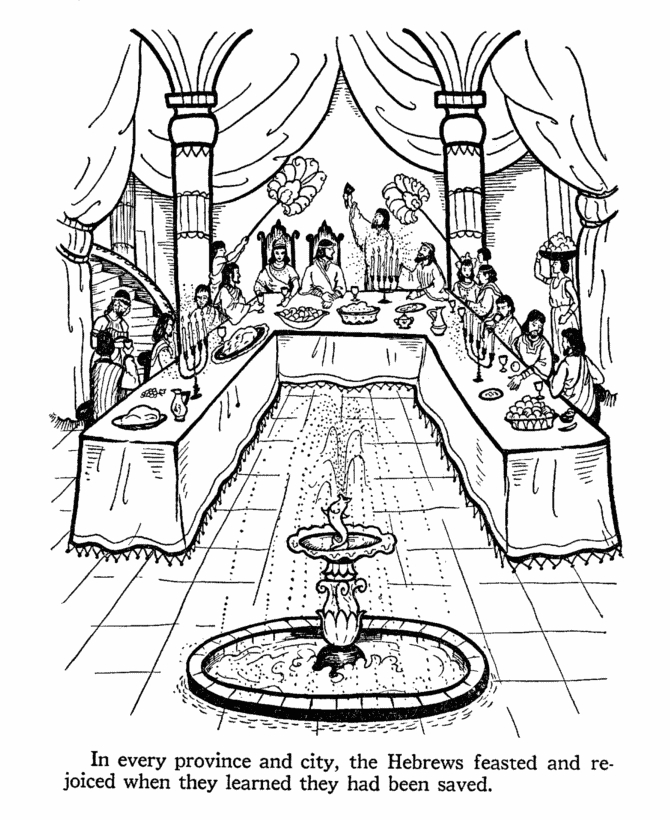 coloring pages online - daniel coloring pages