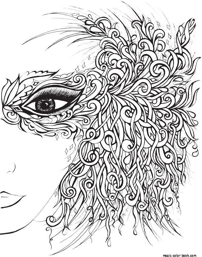 coloring pages to color online for free for adults - girl prom dress adult coloring pages online free print1206
