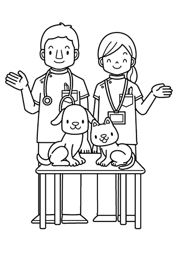 community helpers coloring pages - munity helpers coloring sheets