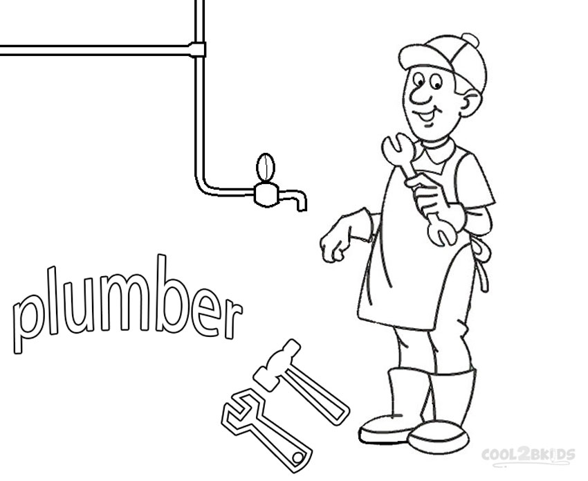 23 Community Helpers Coloring Pages Selection FREE COLORING PAGES
