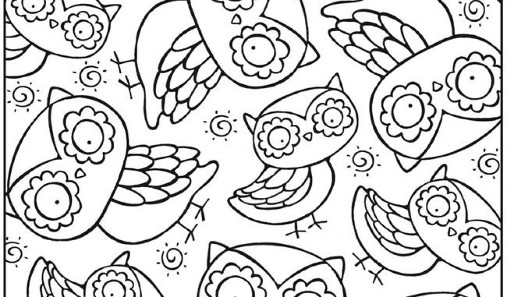 complex coloring pages - coloring for kids plex owl coloring pages in 17 best ideas about owl coloring pages on pinterest colorful owl