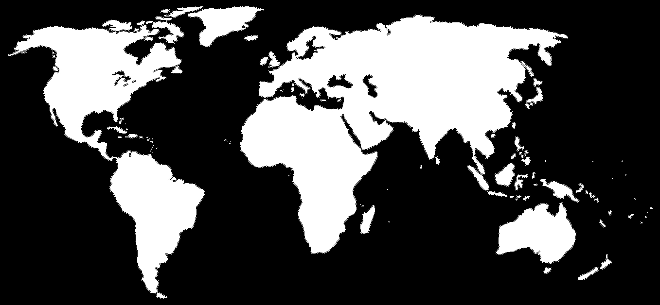 continents coloring page - post printable map of continents black and white
