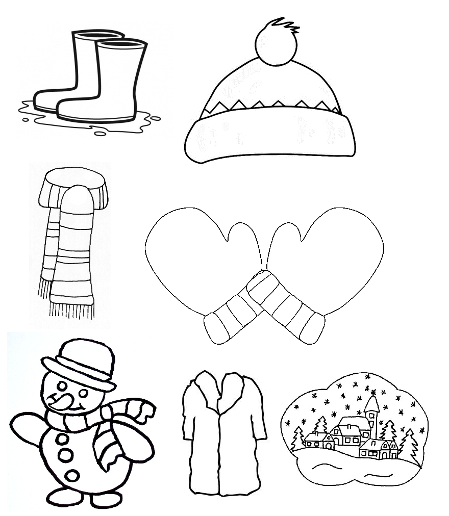 continents coloring page - 3