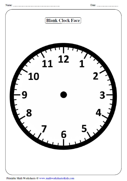 convert photo to coloring page - clock