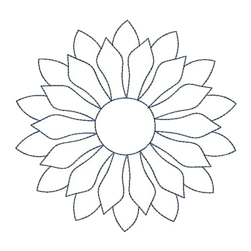 convert photo to coloring page free - sunflower2lds