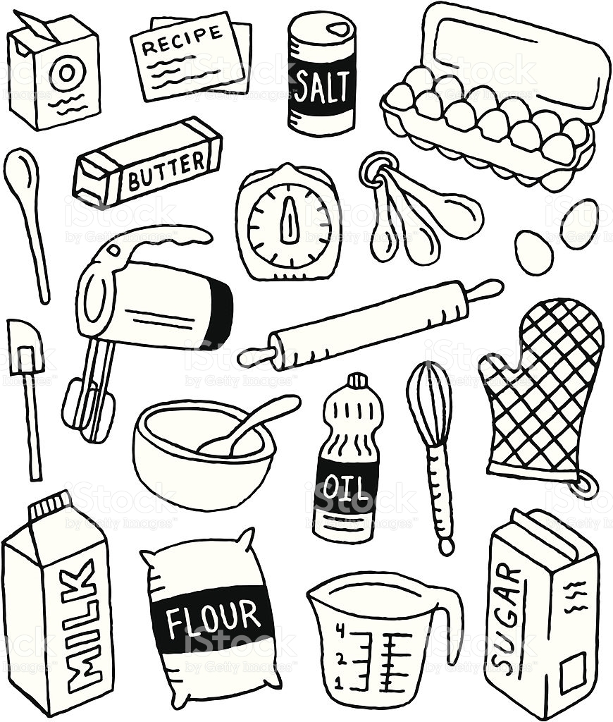 21 Cooking Coloring Pages Compilation Free Coloring Pages