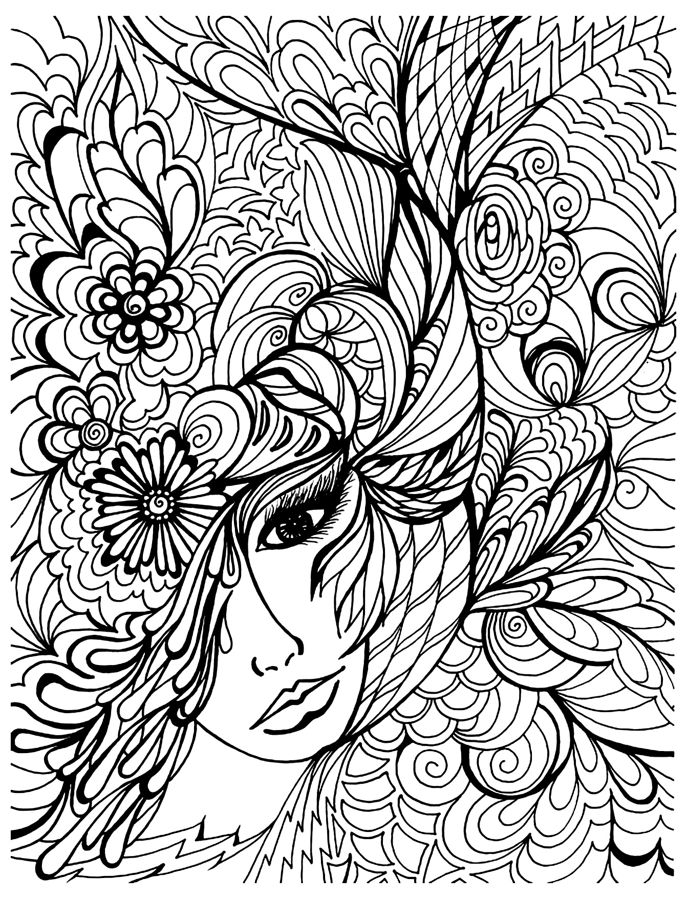 cool coloring pages for adults - geek chic 5 cool coloring books for grown ups