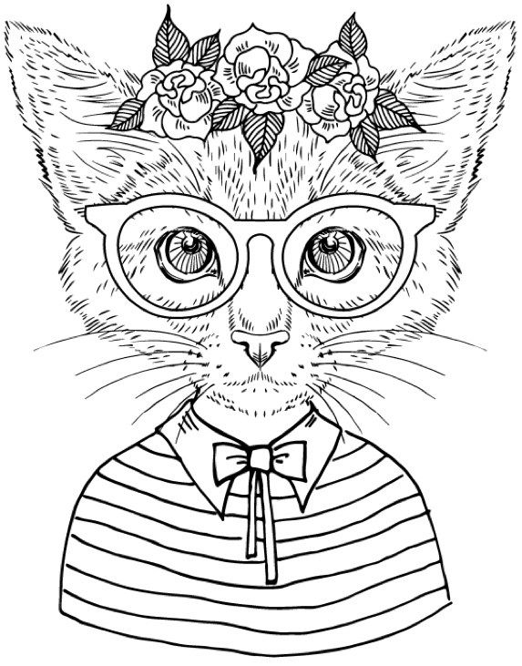 cool coloring pages for adults - cool coloring pages