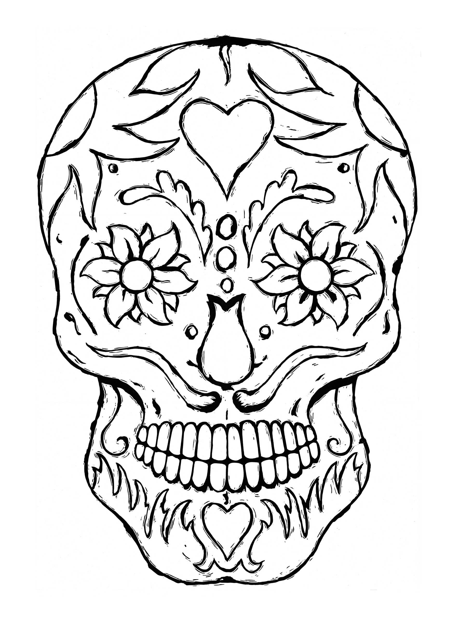 cool coloring pages for adults - cool coloring pages for adults