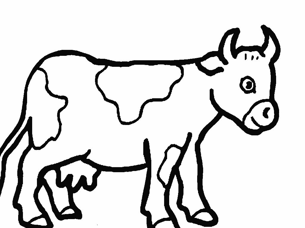 cow coloring pages - r=bulls and cows