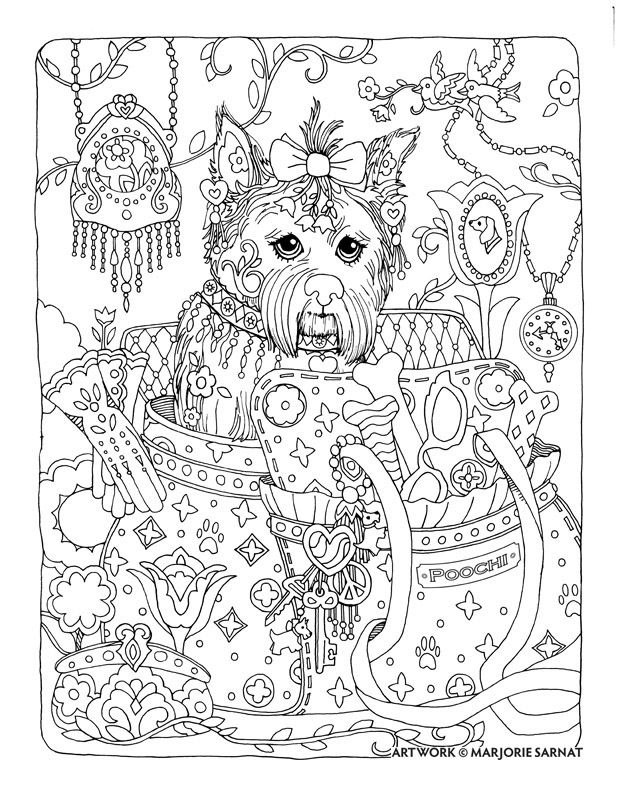 creative coloring pages -