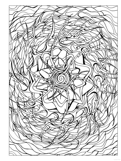 Creative Coloring Pages - Creative Haven Dreamscapes Coloring Book