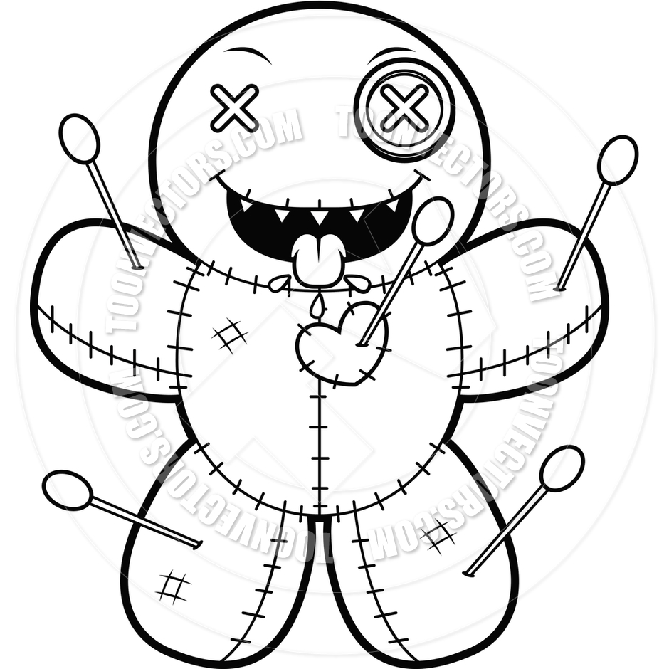 creepy coloring pages -