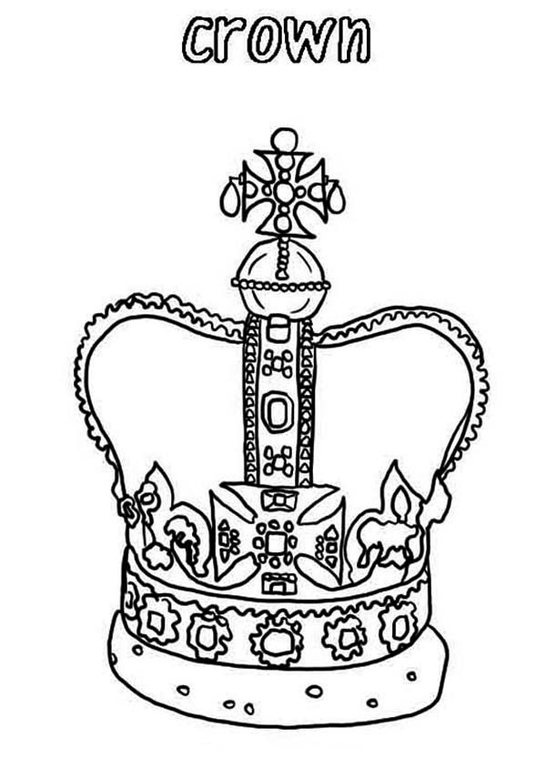 25 crown coloring page pictures free coloring pages part 3 for Tiara club coloring pages