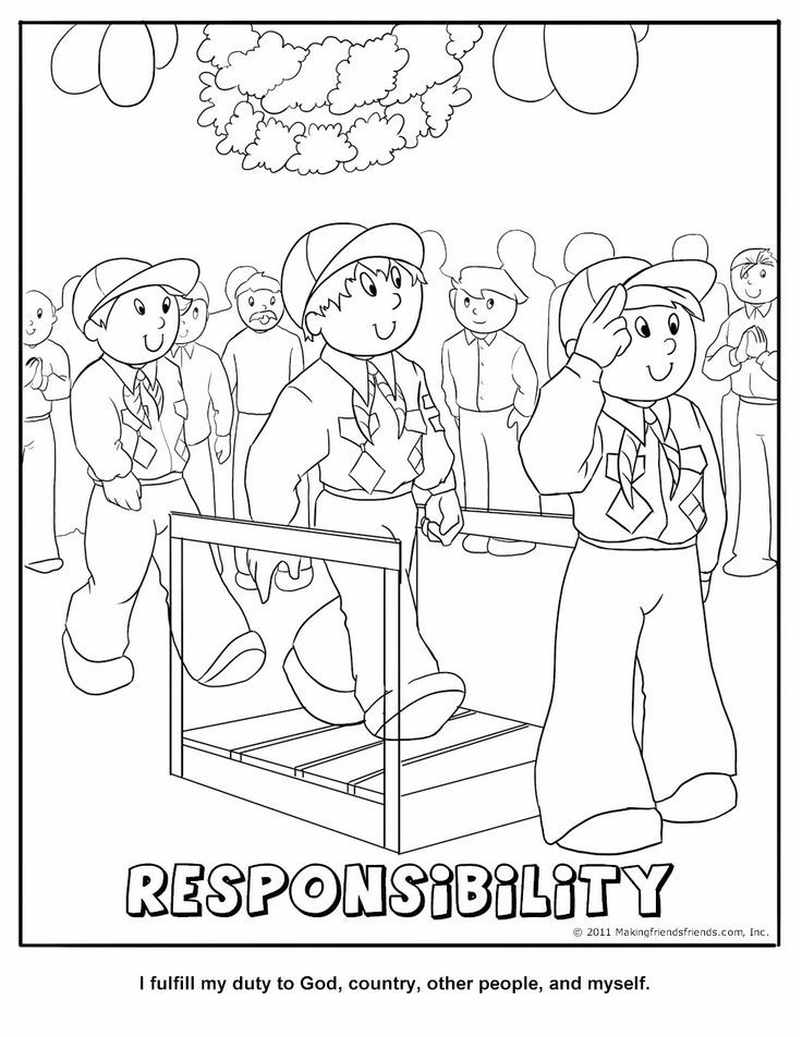 cub scout coloring pages - s twistynoodle img r boy scout sitting cub scout 2 cub scout 2 coloring page