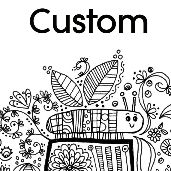 custom name coloring pages - for virginia custom name art one