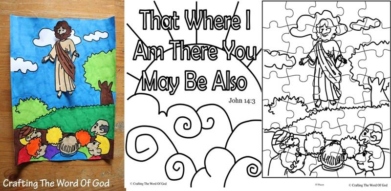 daniel and the lions den coloring page - journey off the map bible crafts