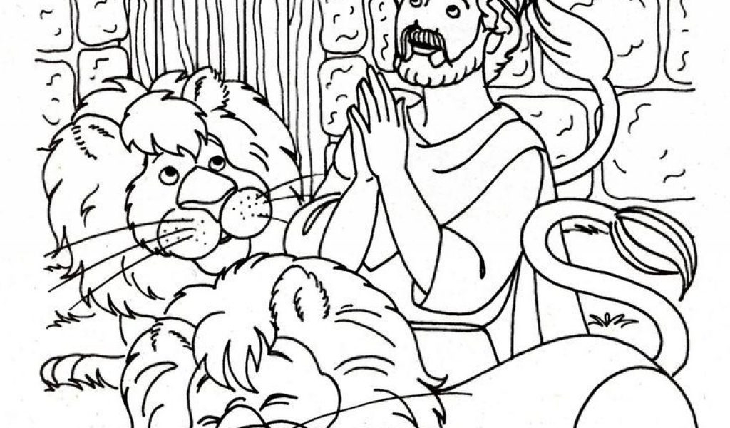 daniel in the lion's den coloring page - trends coloring daniel and the lions den coloring pages about daniel and the lions den coloring pages az coloring pages