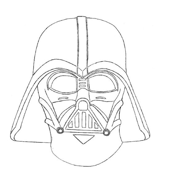 Darth Vader Coloring Pages - Related Darth Vader Coloring Book Drawing Car