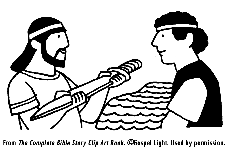 David and Jonathan Coloring Page - David and Jonathan Coloring Page Az Coloring Pages