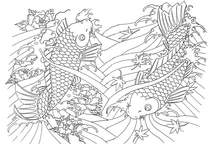 day of the dead coloring pages for adults - color v3 lang=en&theme id=545&theme=japan&image=coloriage japon g 11