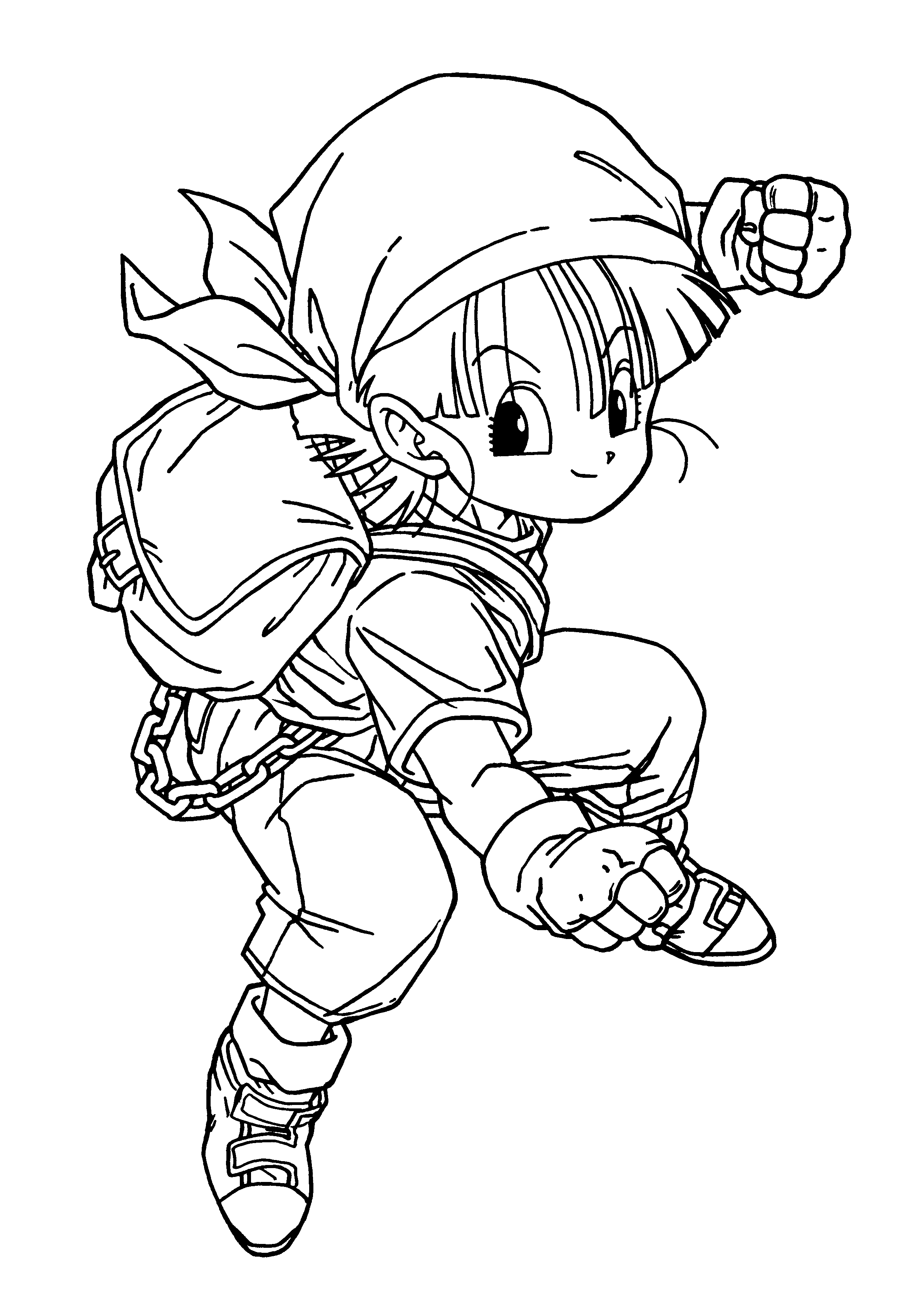 20 Dbz Coloring Pages Compilation | FREE COLORING PAGES - Part 3