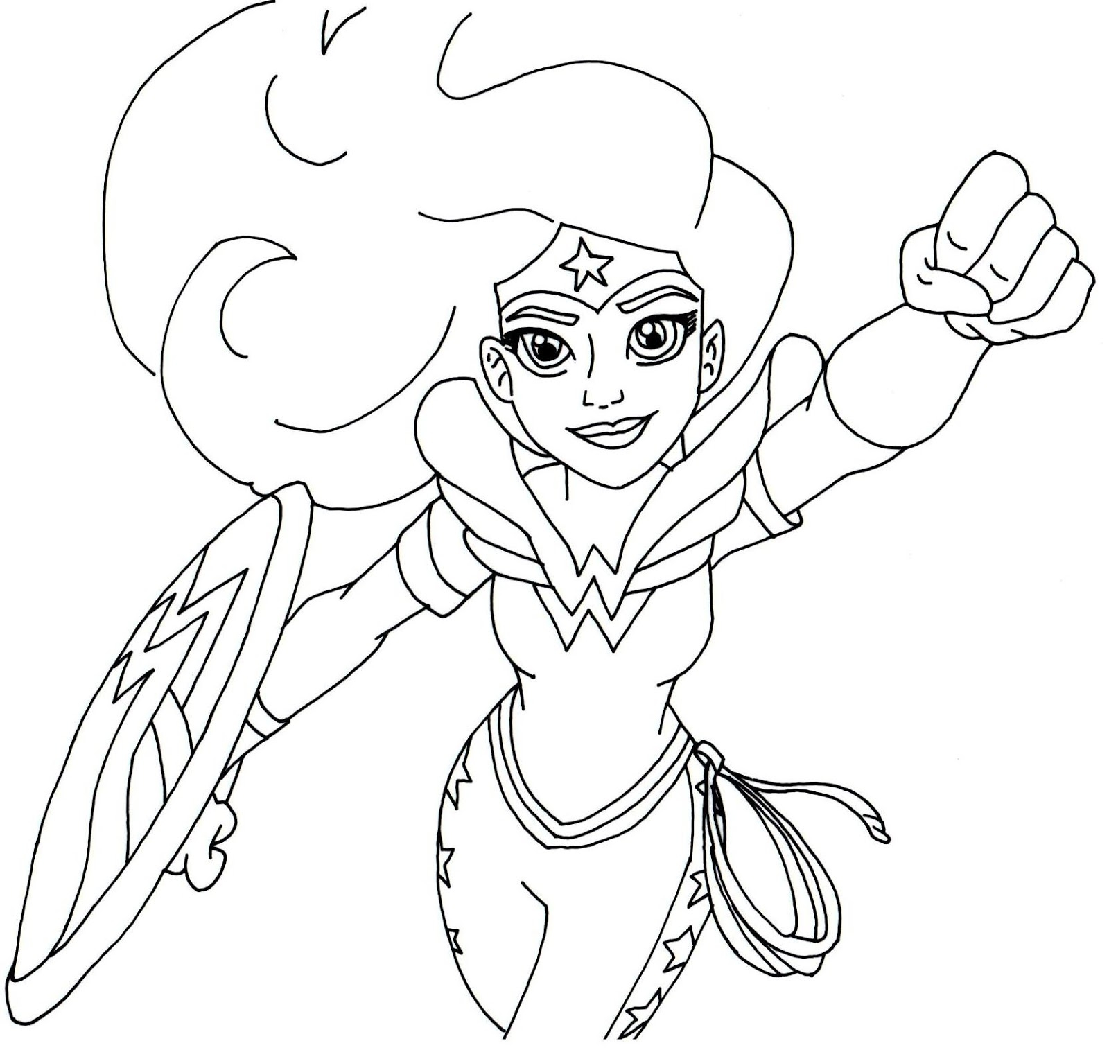dc superhero coloring pages - dc superhero printable coloring pages sketch templates