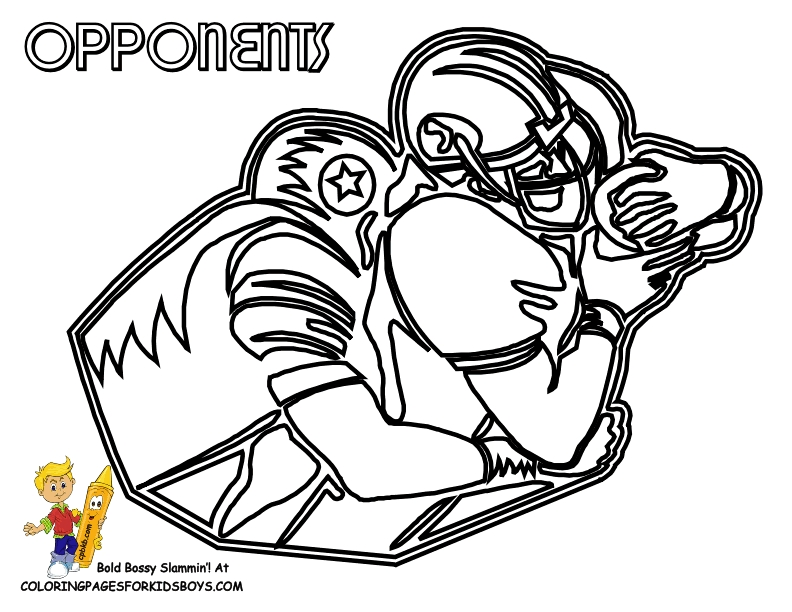 denver broncos coloring pages - denver broncos players coloring pages sketch templates