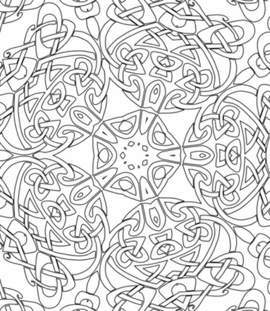 detailed coloring pages for adults - detailed coloring pages for adults printable kids colouring pages detailed coloring pages printable 2