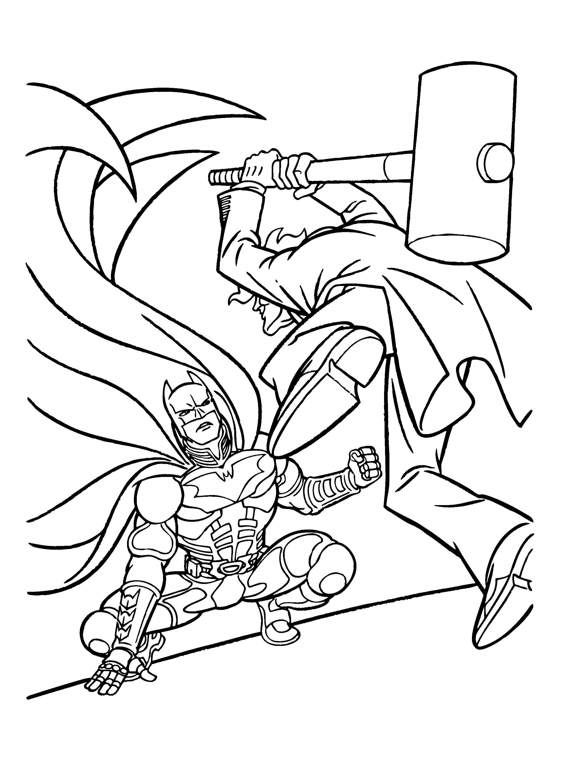 Kleurplaten Batman Auto.21 Digimon Coloring Pages Collections Free Coloring Pages