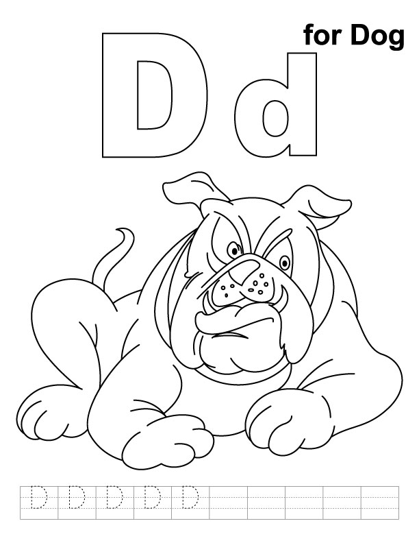 dinosaur coloring pages preschool - d coloring pages