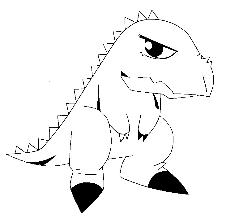dinosaur king coloring pages - &image=coloriage dinosaur king g 12