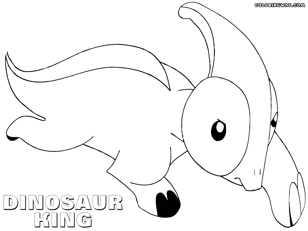 28 Dinosaur King Coloring Pages Images Free Part 2