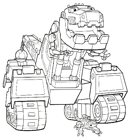 Dinotrux Coloring Pages - Dinotrux Coloring Pages