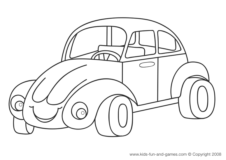Disney Cars Coloring Pages - Car Coloring Pages for Kids