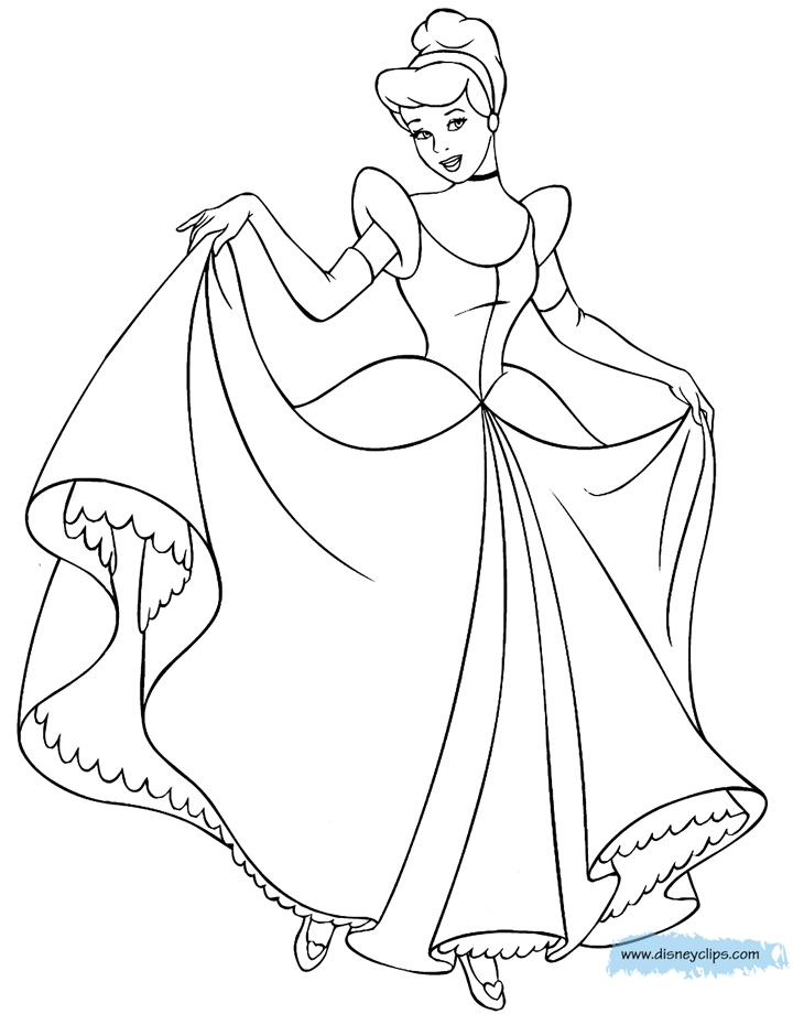 23 Disney Coloring Book Pages Printable FREE COLORING PAGES Part 2