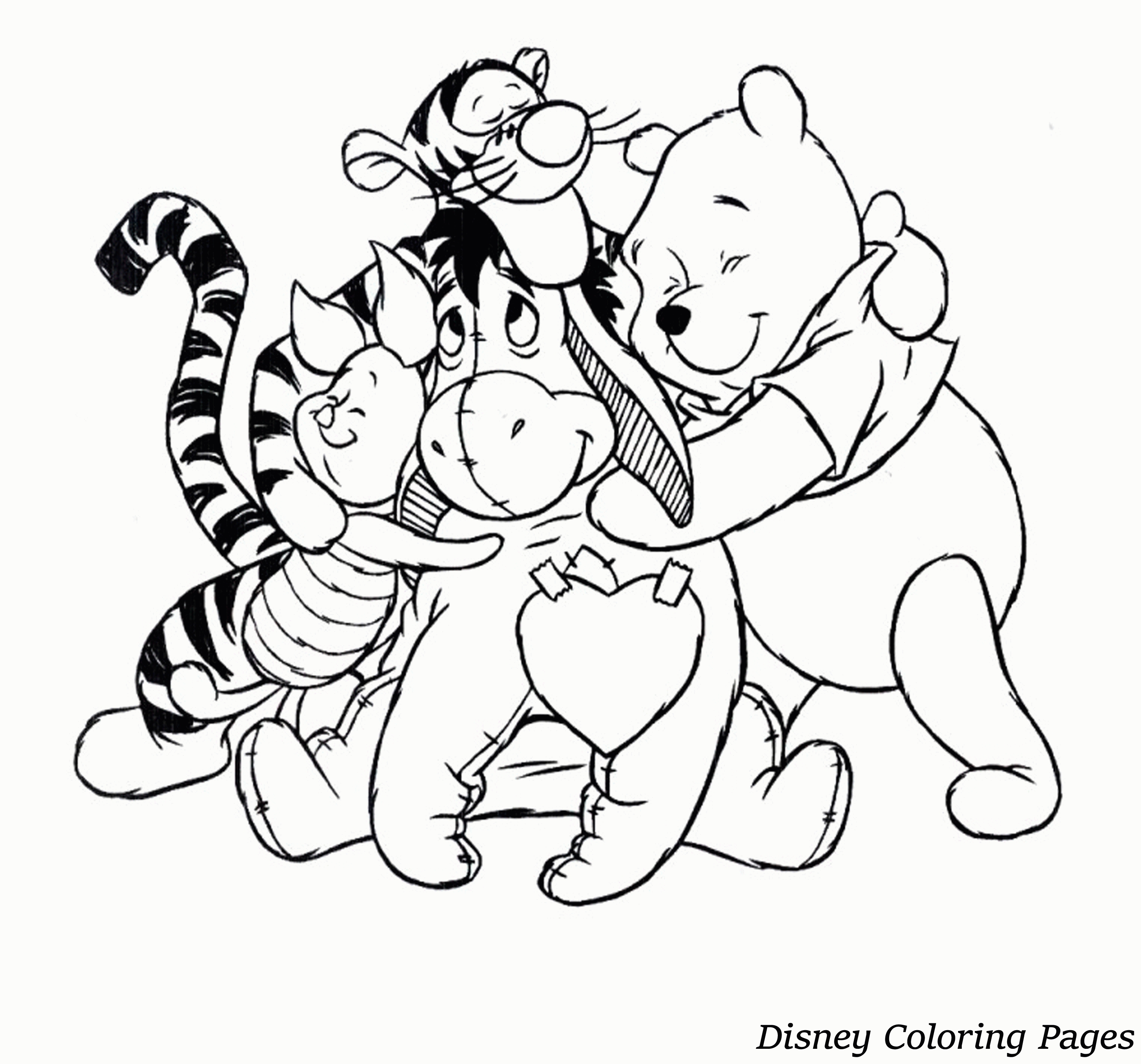 disney coloring pages for adults - disney coloring pages for toddlers