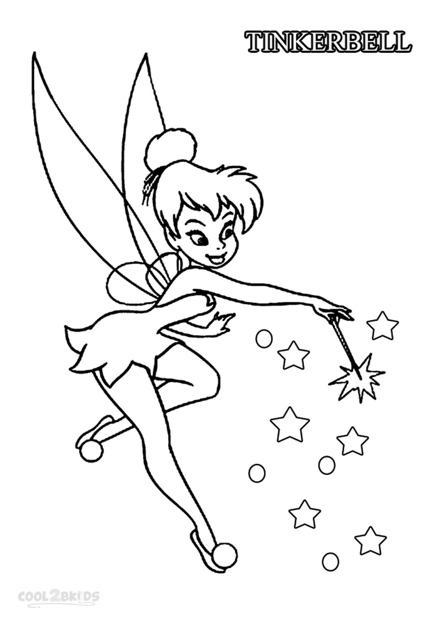 27 Disney Fairies Coloring Pages Collections | FREE COLORING PAGES