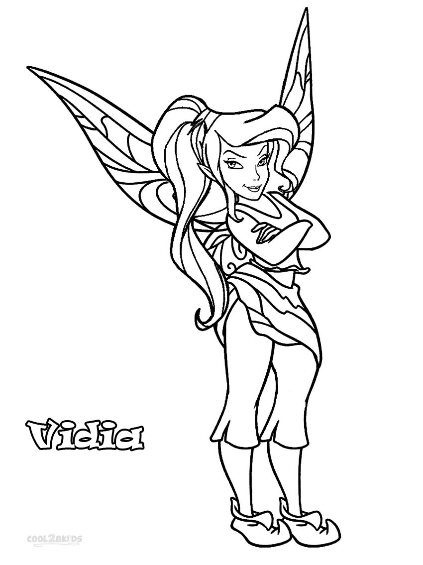 27 Disney Fairies Coloring Pages Collections FREE COLORING PAGES