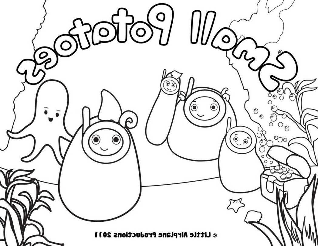 28 Disney Junior Coloring Pages