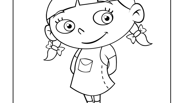 Disney Junior Coloring Pages - Disney Junior Coloring Pages Periodic Tables
